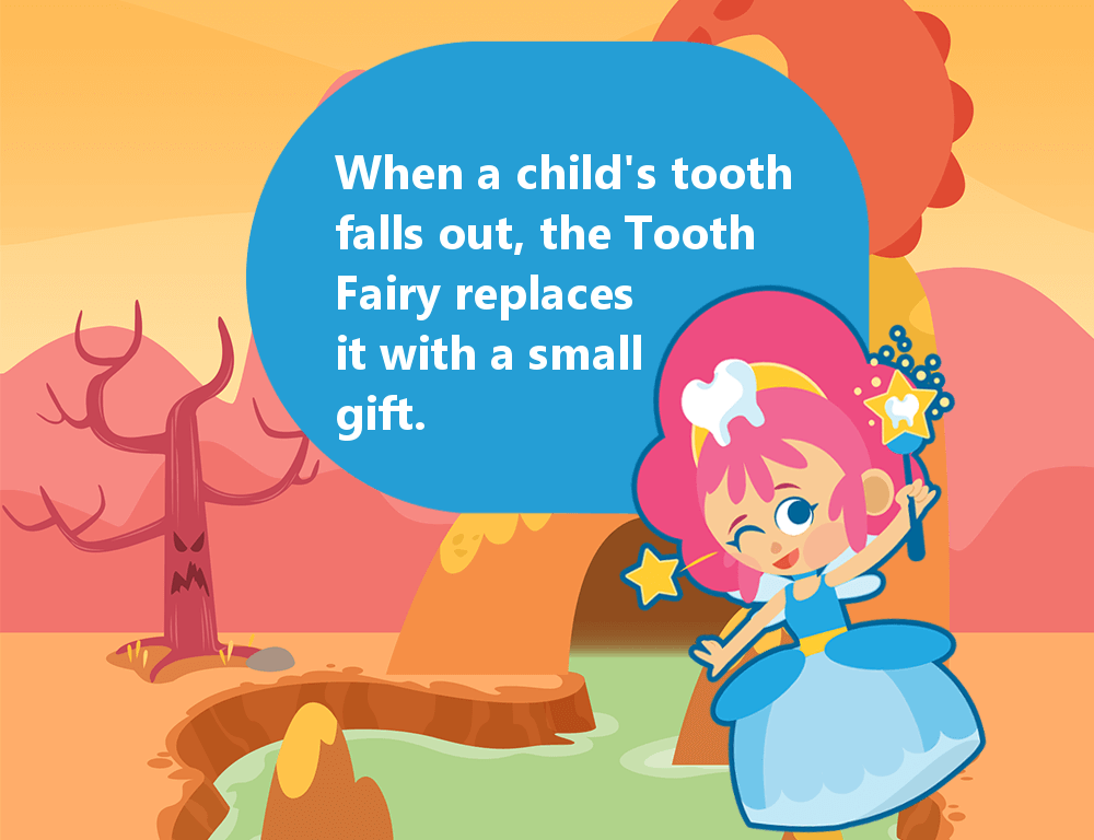 Toothfairy Dental Fact