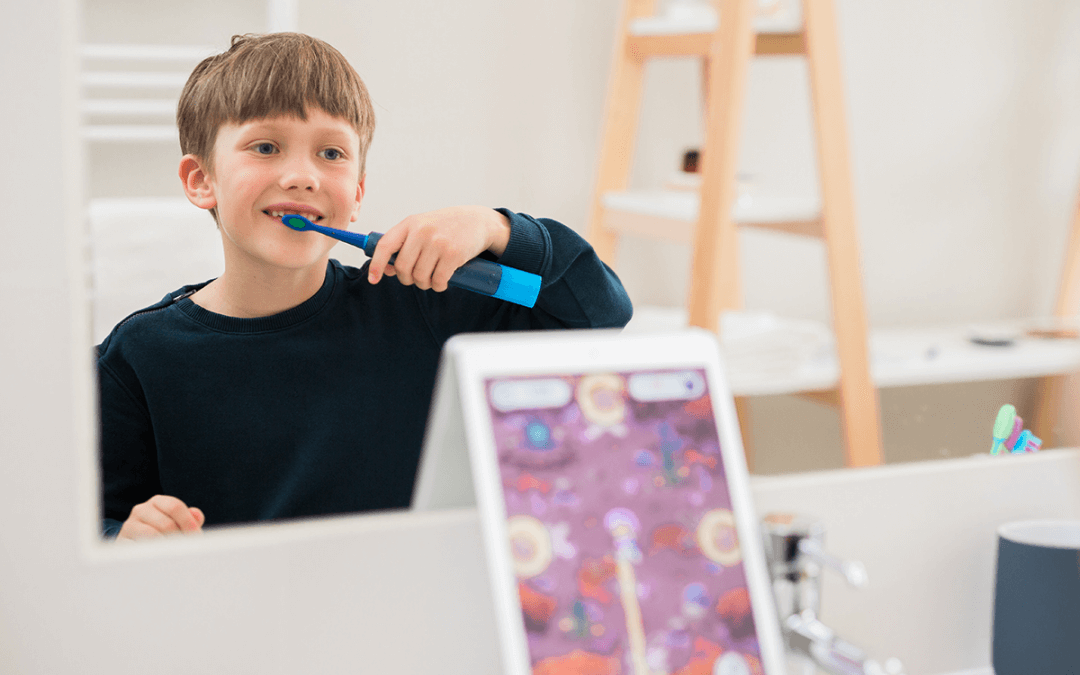 A letter from Playbrush's CEO: Playbrush Smart Sonic – our new electric Playbrush