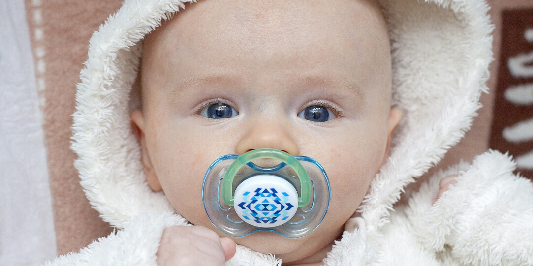 5 tips to wean children from pacifiers