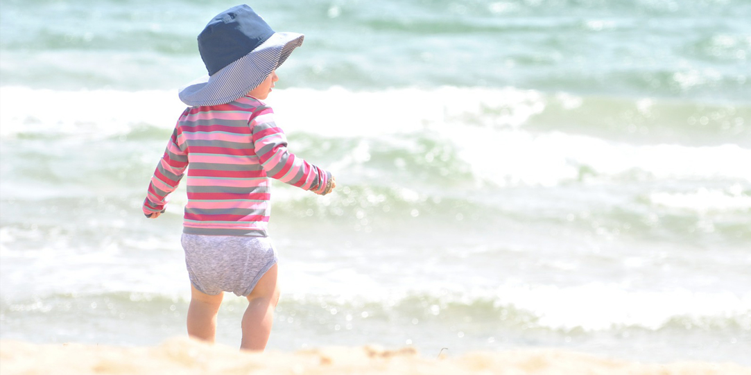 5 tips to protect your child from the summer sun